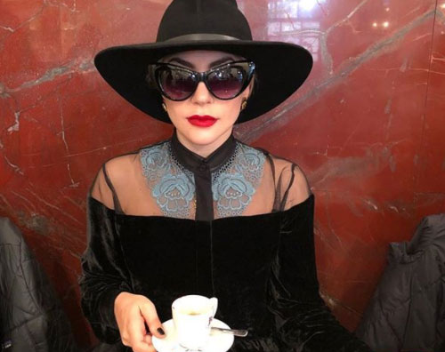 Lady Gaga 1 Lady Gaga è arrivata a Milano