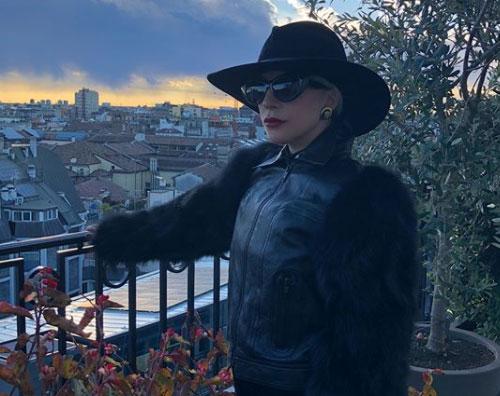 Lady Gaga 3 Lady Gaga è arrivata a Milano
