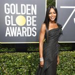 Naomi Campbell 150x150 Golden Globes 2018: il red carpet