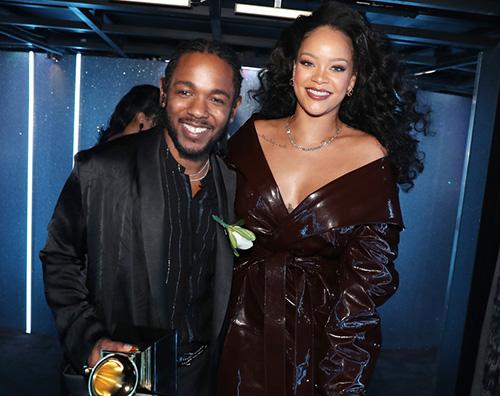 Rihanna Lamar Kendrick Grammy Awards 2018: la lista dei vincitori