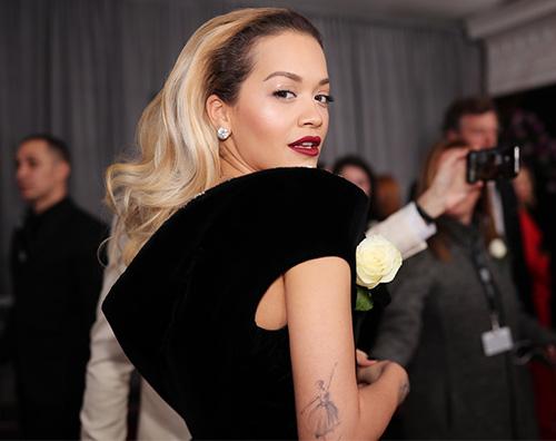 """Rita Ora Cover Rita Ora: """"Sono bisex"""""""