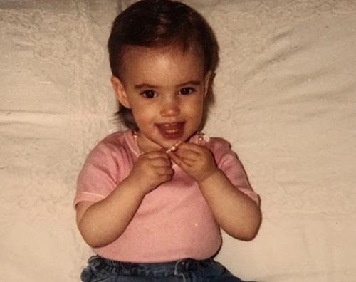 Emma Roberts Chi è questa bambina?