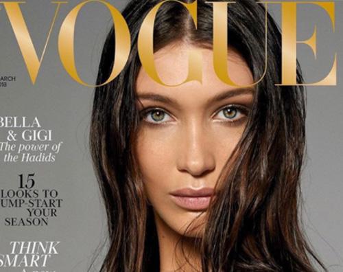 Gigi e Bella Hadid 3 Gigi e Bella Hadid si spogliano per Vogue