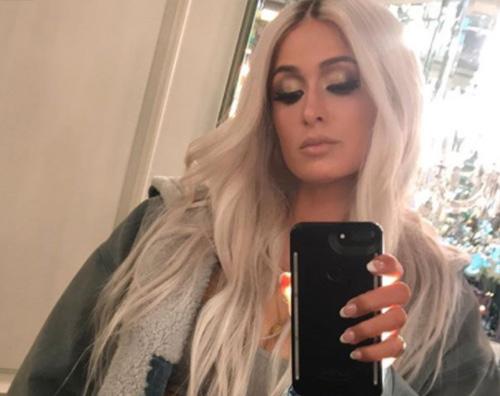 Paris Hilton 2 Paris Hilton è Kim Kardashian per Yeezy Season 6