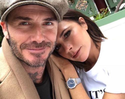 Victoria Beckham 1 Victoria Beckham sulla cover di Vogue con i figli