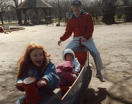 Brice Dallas Howard 2 Ecco com'era Bryce Dallas Howard da bambina