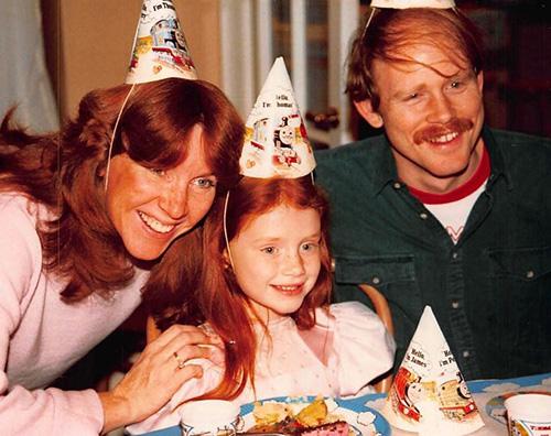 Bryce Dallas Howard 1 Ecco com'era Bryce Dallas Howard da bambina