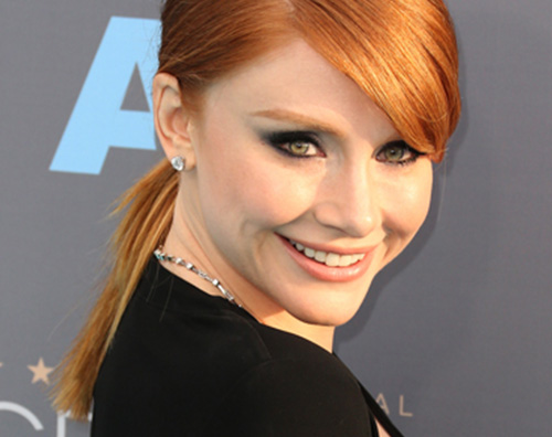 Bryce Dallas Howard 11 Bryce Dallas Howard ha cambiato look