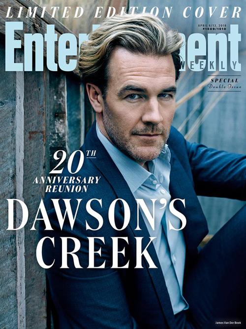 DAWSONS CREEK 2 Dawsons Creek, la reunion 20 anni dopo!