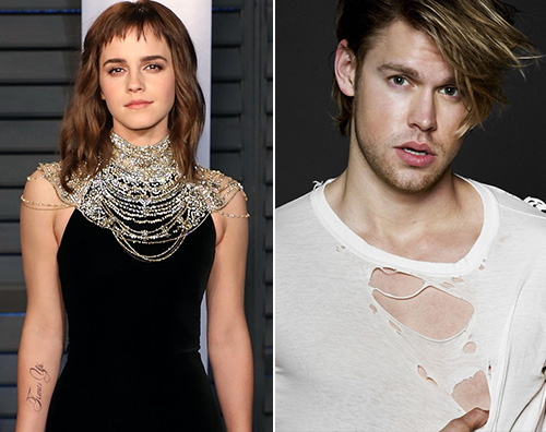 Emma Chord Emma Watson è ritornata single