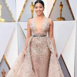 Gina Rodriguez 150x150 Oscar 2018: tutti gli abiti del red carpet