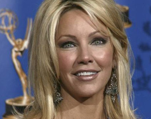 Heather Locklear Heather Locklear minaccia il suicidio, ricoverata