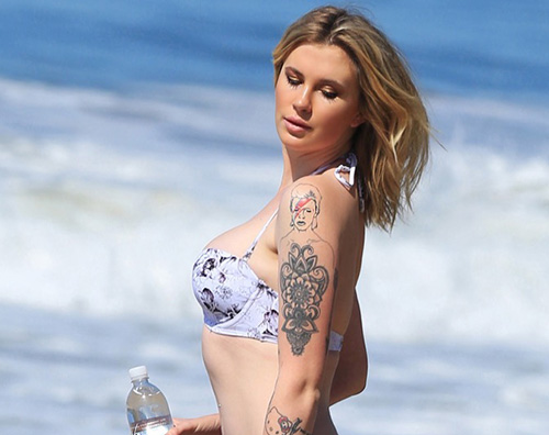 Ireland Baldwin 2 Ireland Baldwin è hot su Instagram