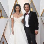 Metthe McConaughey 150x150 Oscar 2018: tutti gli abiti del red carpet