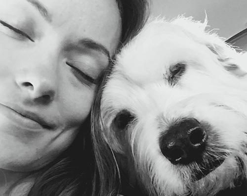 Olivia Wilde 1 Olivia Wilde piange la morte di Paco nel giorno del suo compleanno