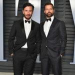 Ricky Martin Jwan Yosef 150x150 Parata di stelle all'after party di Vanity Fair