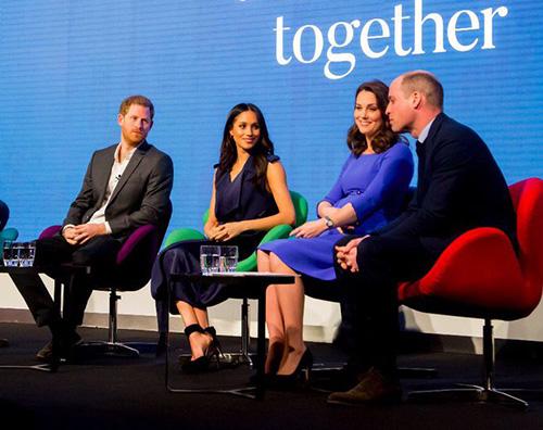 Royal 4 Kate Middleton e Meghan Markle: insieme per la Royal Foundation