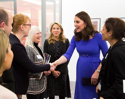 Royal Kate Kate Middleton e Meghan Markle: insieme per la Royal Foundation