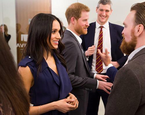 Royal Meghan Kate Middleton e Meghan Markle: insieme per la Royal Foundation
