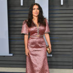 Salma Hayek 1 150x150 Parata di stelle all'after party di Vanity Fair