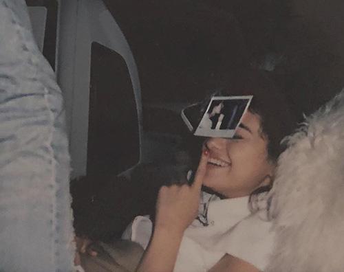 Selena Gomez Selena celebra il compleanno di Justin su Instagram