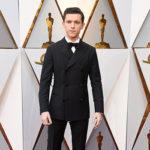 Tom Holland 150x150 Oscar 2018: tutti gli abiti del red carpet