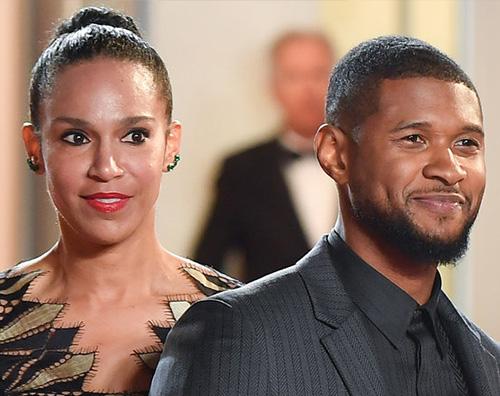 Usher Usher divorzia dopo due anni di matrimonio