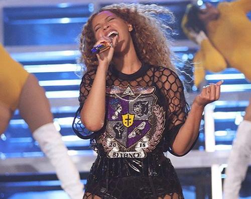 Beyonce 1 Beyonce regina del sabato notte al Coachella 2018