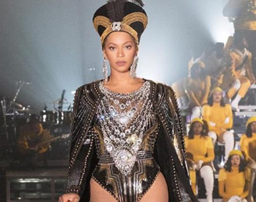 Beyonce 3 Beyonce regina del sabato notte al Coachella 2018