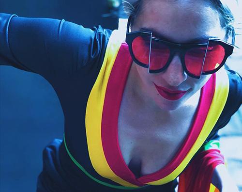 Lady Gaga 2 1 Lady Gaga mostra il suo outfit su Instagram