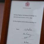 Royal Baby 2 150x150 Kate e William presentano il loro terzo principino