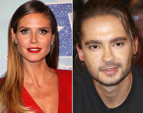 heidi Klum Heidi Klum e Tom Kaulitz sono una coppia