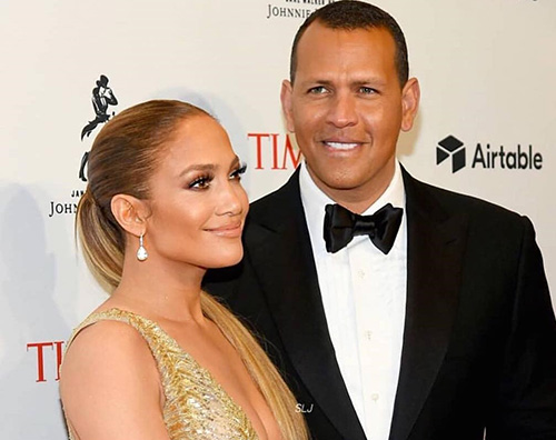 jennifer lopez Jennifer Lopez e Alex Rodriguez si sono lasciati