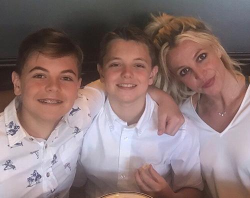 Britney Spears Britney Spears, ecco cosa ha fatto per vedere i figli in quarantena