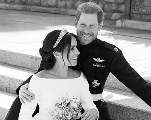 Cover Royal Wedding: le foto ufficiali delle nozze