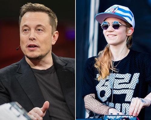Elon Musk Elon Musk, la sua nuova fiamma è Grimes