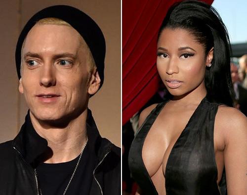 Eminem Nicki Minaj Nicki Minaj ed Eminem sono una coppia?