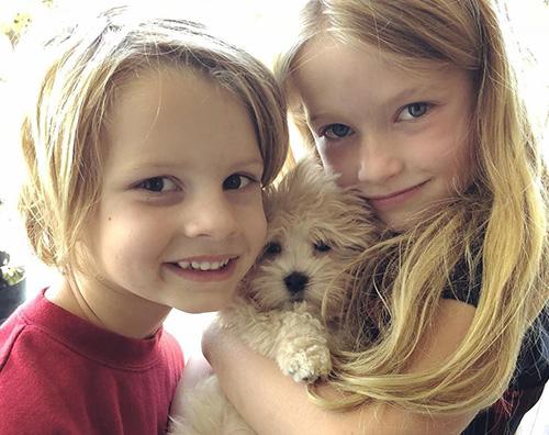 Jessica Simpson 1 Jessica Simpson ha adottato un cagnolino