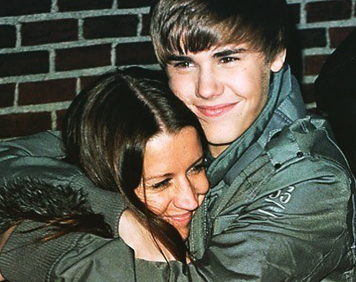 Justin Bieber Justin Bieber, la donna della sua vita è la mamma