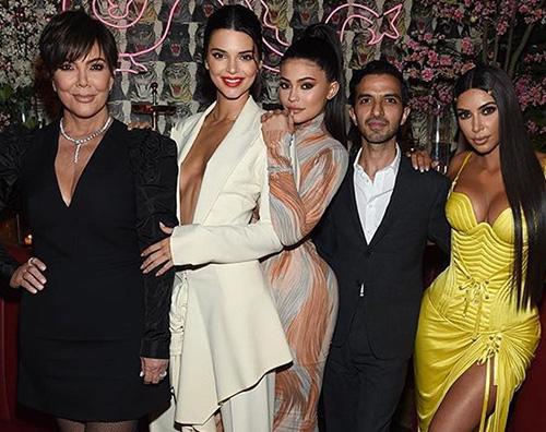 Kardashian 1 Kim, Kylie e Kendall a NY con mamma Kris
