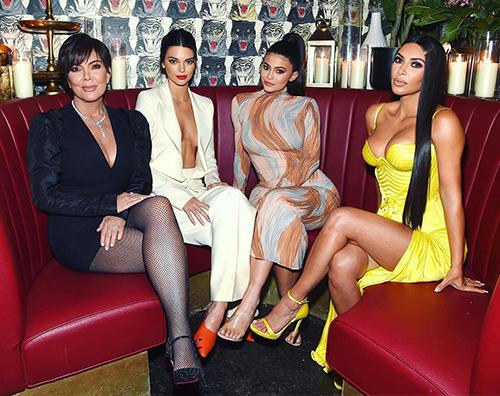 Kardashian 2 Kim, Kylie e Kendall a NY con mamma Kris
