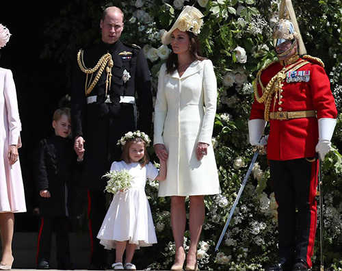 Kate Middleton 2 Kate Middleton, labito per le nozze era riciclato