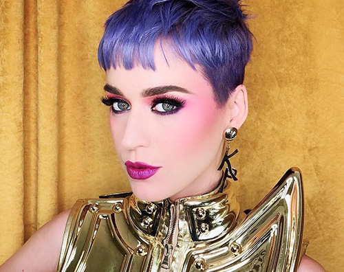 Katy Perry La lista delle cantanti più pagate del 2018