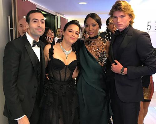 Michelle Rodriguez2 Cannes 2018: è arrivata anche Michelle Rodriguez