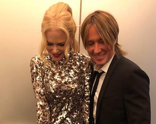 Nicole Kidman 3 Keith Urban festeggia il compleanno di Nicole Kidman
