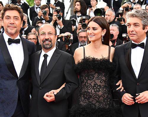 Penelope Cruz 1 Penelope Cruz con Javier Bardem a Cannes