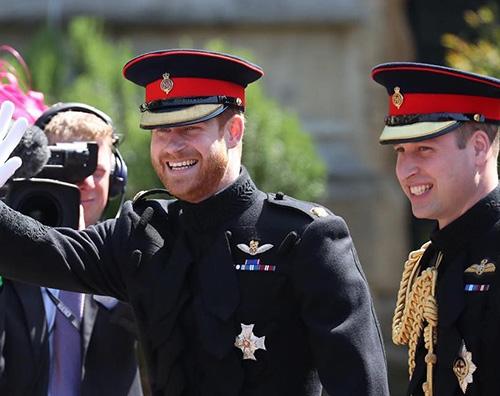 Royal Wedding Cover Royal Wedding: Le foto della cerimonia