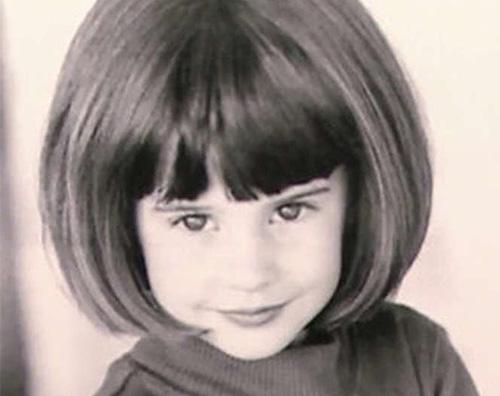 Shailene Woodley bambina Ecco com'era Shailene Woodley quando era bambina