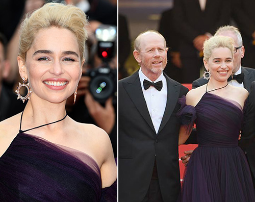 """Solo Cast 2 Cannes 2018: Il cast di """"Solo: A Star Wars Story"""" sbarca sulla Croisette"""