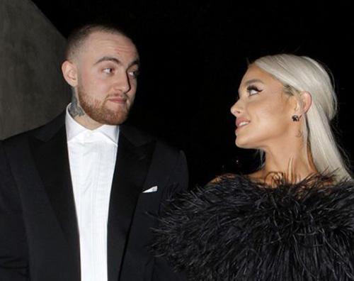 ariana grande mac miller Ariana Grande parla della relazione insana con Mac Miller